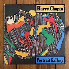 """Harry Chapin - Portrait Gallery - 12"""" LP Vinyl Schallplatte"""