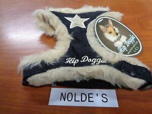 Hip Doggie HD-6BKFSH-XS harness FUR STAR  SKSD161 DS255 B2