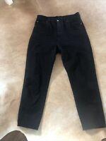 Dr.Denim Nora,Mom Jeans,relaxed fit,W31L30,schwarz,neu