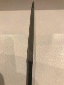 """Nicholson 8"""" Square  1SS  00 cut X.F. file (rare) Made in USA NEW"""