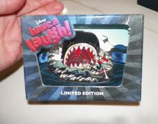 Disney Have A Laugh The Whalers Ltd Ed 400 Pin New In The Box