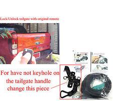 Central Locking Tailgate Lock unlock by remote For MAZDA BT50 BT-50 12-18 Nokey