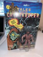 Tales From The Cryptkeeper The Mummy Glowing Eyes  Action Figure RARE NIB!