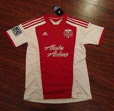 Portland Timbers Adidas Replica Jersey Youth Large New With Tags