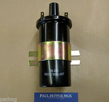 MG Midget 12 Volt Ballast Resisted Ignition Coil (GCL111)