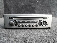 PEUGEOT 308 T7 CD Radio Player No Codes Included 96650205XH00