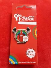 Olympics 2012 Pins Coca Cola London 2012  - Weightlifting