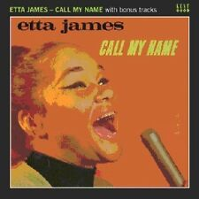 Etta James - Call My Name [New CD] UK - Import