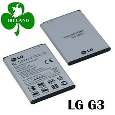 For LG G3 Genuine Internal Replacement Battery F400/D850/D855 BL-53YH 3000mAh