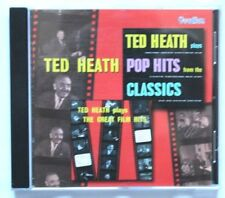 Ted Heath, The Great Film Hits, Pop Hits From The Classics CD like new
