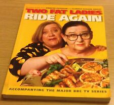 TWO FAT LADIES RIDE AGAIN Paterson & Wright Book (Paperback)