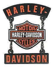 SPILLA BOTTONE PINS HARLEY DAVIDSON P283664 APPLICAZIONE GILET DISTINTIVO FREGIO