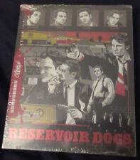New! Reservoir Dogs Blu-Ray Steelbook w/ Plastic Slipcover Mondo ed. Tarantino