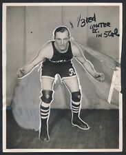 1925 HONEY RUSSELL Early Professional Basketball Star Vintage Photo