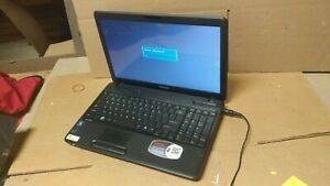 """Toshiba Satellite C655D-S5300 Laptop 15.6"""" LCD Screen For parts or repair"""