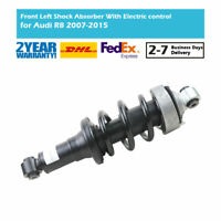 Front Left Air Suspension Shock Absorber Strut Fit Audi R8 Electric control