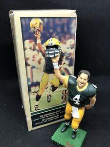 Brett Favre Statue 10th Annvsy Super Bowl XXXI Green Bay Packers SGA ~ FREE Ship