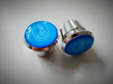 2 version of Campagnolo plugs Handlebar End Plug Bar Caps blue or red