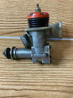 Vintage McCoy .19 Red Head Model Airplane Engine With Exhaust