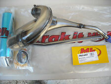 METRAKIT exhaust system, serie 'Thrower', for GILERA R 50 AGUA, p/n 866V5310,NOS