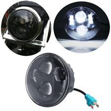 "5.75"" LED Projector Headlight For Kawasaki Vulcan VN  750 800 900 1500 1600 1700"