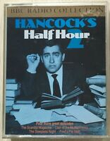Audio Book HANCOCK'S HALF HOUR on 2 x cass The Scandal Magazine, Freds Pie Stall
