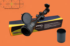 Freeship Sniper 4-16x50AO R/G Turrets W/Lock/Reset Glass Mil Dot Rifle Scope