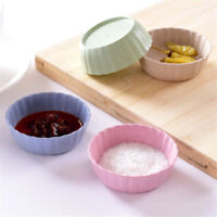 circular shape fruit snack sauce bowl food container tableware dinner plates NP