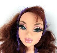 Barbie My Scene I love My Friends Chelsea Doll Auburn Hair Rooted Eyelashes Rare