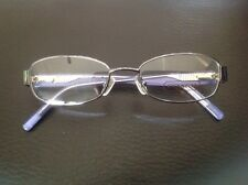 Coach Harmony 1025 Eyewear FRAMES 49-17-130 Slate Rectangle