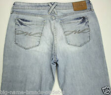 EUC - RRP $249 - Womens Stunning Tommy Hilfiger 'ROME REGULAR FIT' Faded Jeans