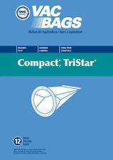 24 Paper Bags for TriStar Tri Star Compact Canister Vacuum Cleaners