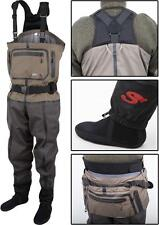 SCIERRA X-Tech CC6 Breathable Stockingfoot SMALL - Chest Waders  RRP £300