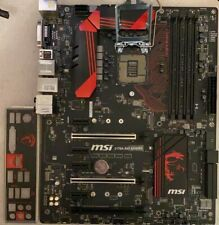 MSI Z170A-G45 Gaming 1151 ATX Mainboard