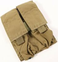 London Bridge LBT-9010B-500D Modular Double (2x2) Rifle Mag Pouch - Coyote Brown