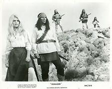 BRIGITTE BARDOT SHALAKO 1968 VINTAGE PHOTO ARGENTIQUE N°5