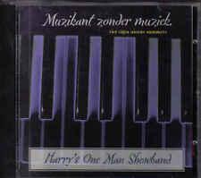 Harrys One Man Showband-Muzikant Zonder Muziek cd album