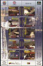 Venezuela 2006 Caruachi Dam/Hydro-electric/Power/Energy/Architecture sht n34565
