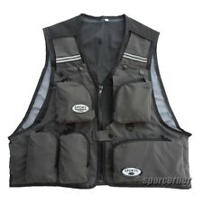 New Mens waterproof Multipurpose outdoor Vest for Fishing Hunting Vests size L