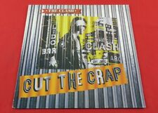 The Clash Cut Out The Crap (With Inner) Album