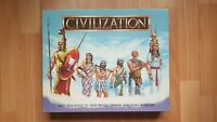 Civilization 1988 Gibsons 3rd Ed Good Boxed Printed Rules Complete Board Game