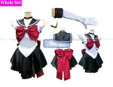 Sailor Moon Sailor Pluto Setsuna Meioh Trista Meioh Cosplay Clothing Cos Costume