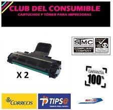 2 X TONER ML1610/SCX4521/ML2010 ML 2571N SCX 4321 SCX 4521 NO OEM SAMSUNG