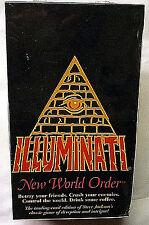 Illuminati New World Order Steve Jackson Limited Edition Booster Box New