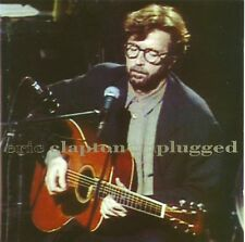 CD - Eric Clapton - Unplugged - #A3448
