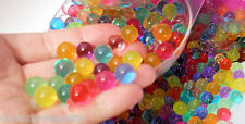 10 x orbeez replacement packs kids girls water spa refills UK SELLER mix COLOUR