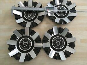 4x Wolfrace Eurosport  158mm wheel  centre caps. C416AL-B   # JL267