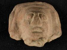 "NobleSpirit No Reserve {3970} Marvelous 2"" Pre Columbian Carved Stone Head"