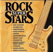 Various - Rock Super Stars *CD*NEU*
