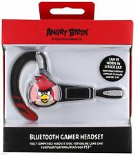 Angry Birds Bluetooth Gamer Auriculares Inalámbricos Sony PlayStation 3 PS3
